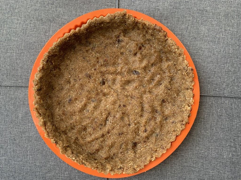 Poppy seed tart