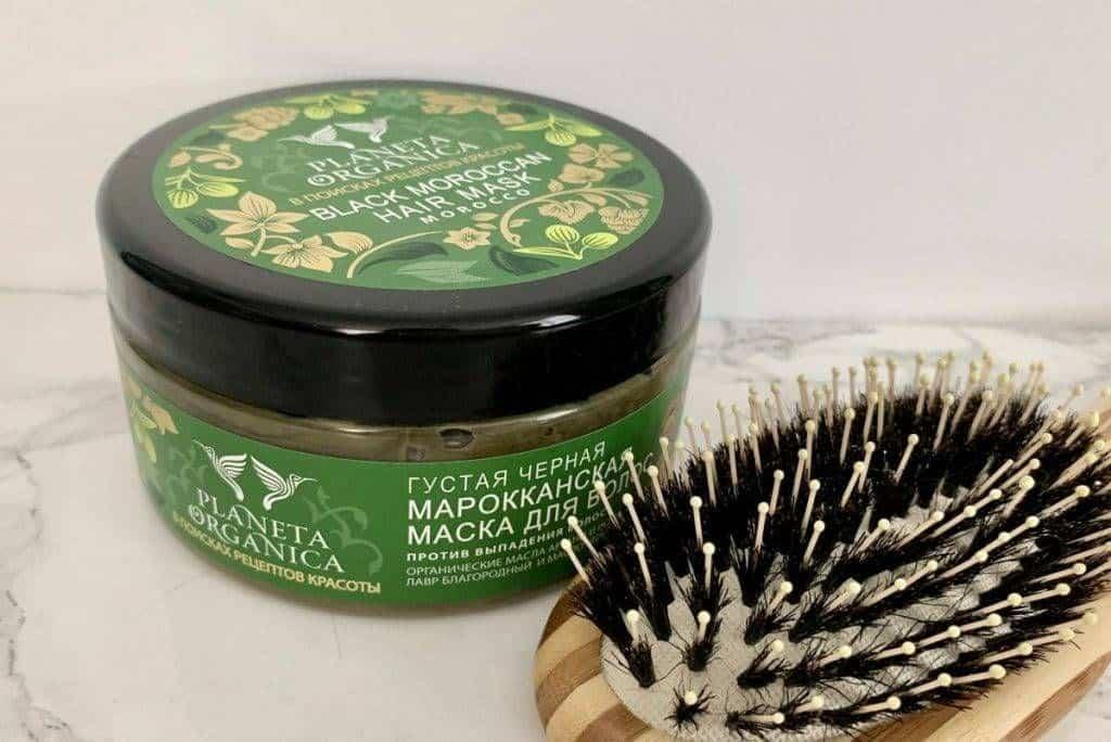 Planeta Organica, Moroccan hair mask